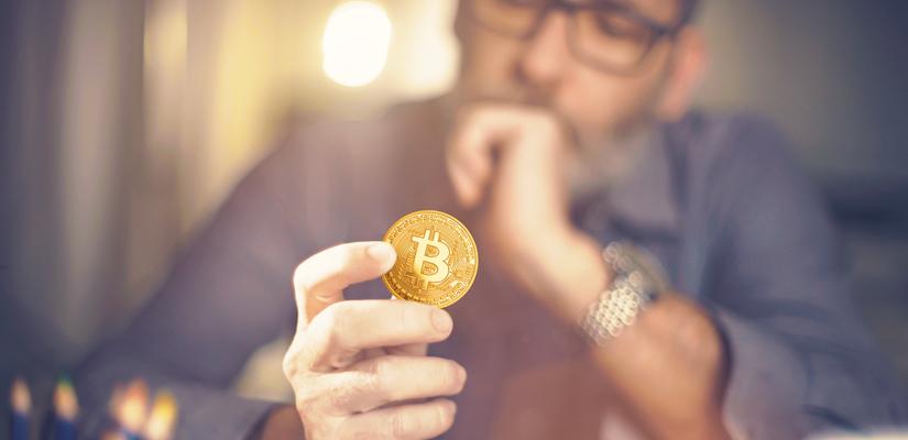 BTC,Bitcoin, cryptocurrency.crypto