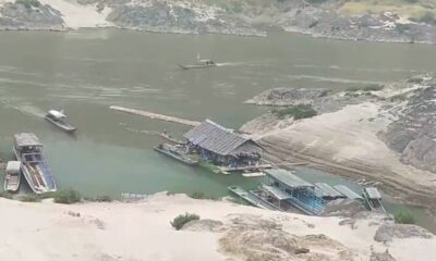 Myanmar's Military Fires at Boat Carrying Thai Officials in North