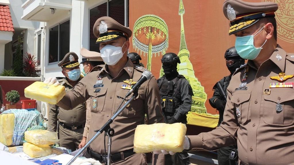 Police Seize 5 Million Meth Pills on Chiang Rai-Chiang Mai Highway