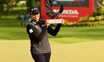 25 Year-Old Ariya Jutanugarn Clinches the Honda LPGA Thailand Title