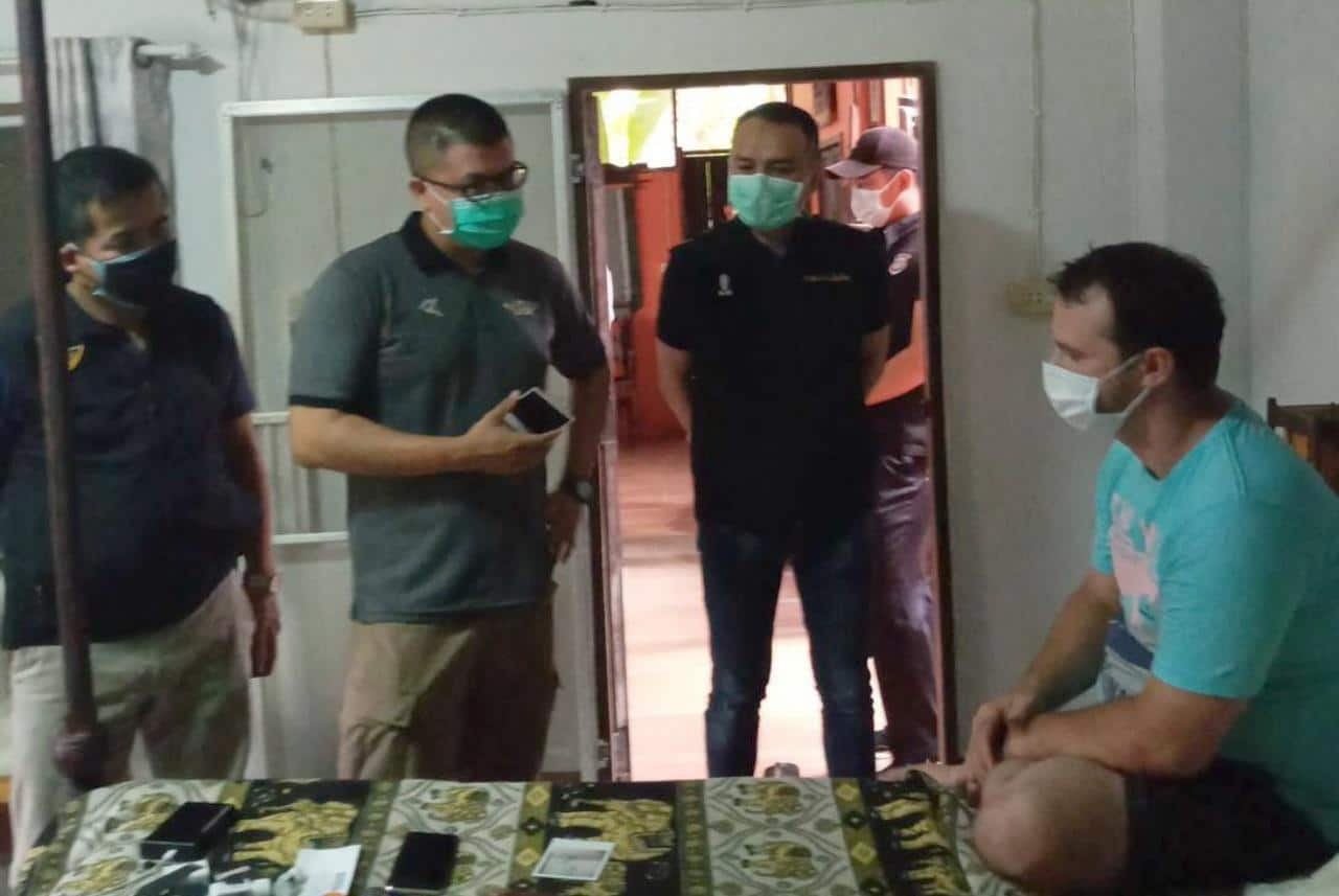American Arrested for Killing His Pregnant Wife in Northern Thailand