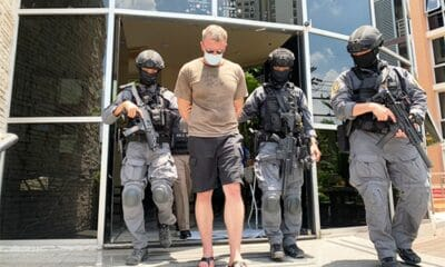 Americans Arrested in Bangkok for Kidnapping and Extortion