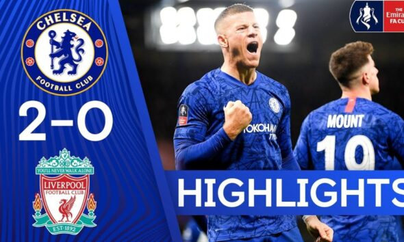 Chelsea Reaches Champions League With 2-0 Win Over Real Madrid
