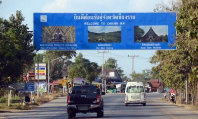 Chiang Rai Province Imposes Travel Restrictions from Dark Red Zones