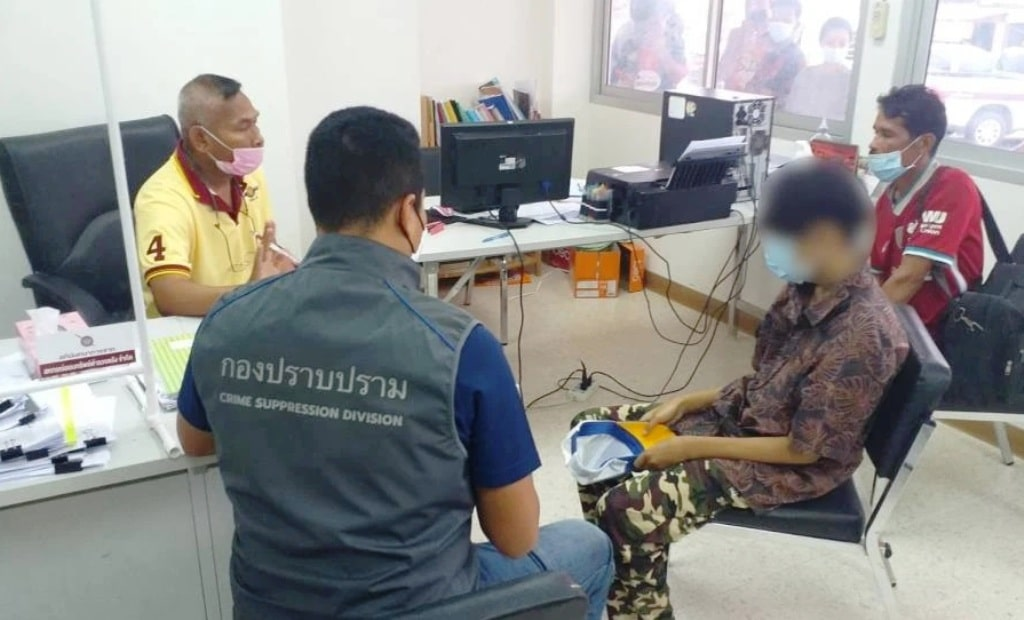 Chiang Rai Teen Charged after Scam Leads to Another Teens Suicide