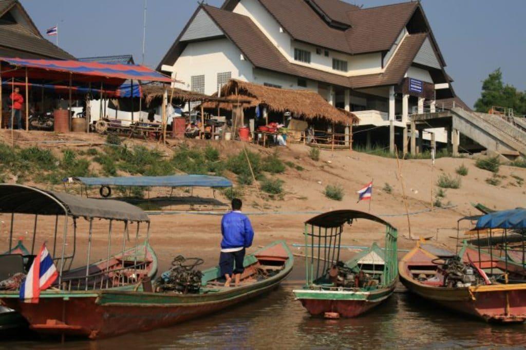 Commerce Ministry Eyes Logistics Hub in Chiang Rai's Chiang Khong