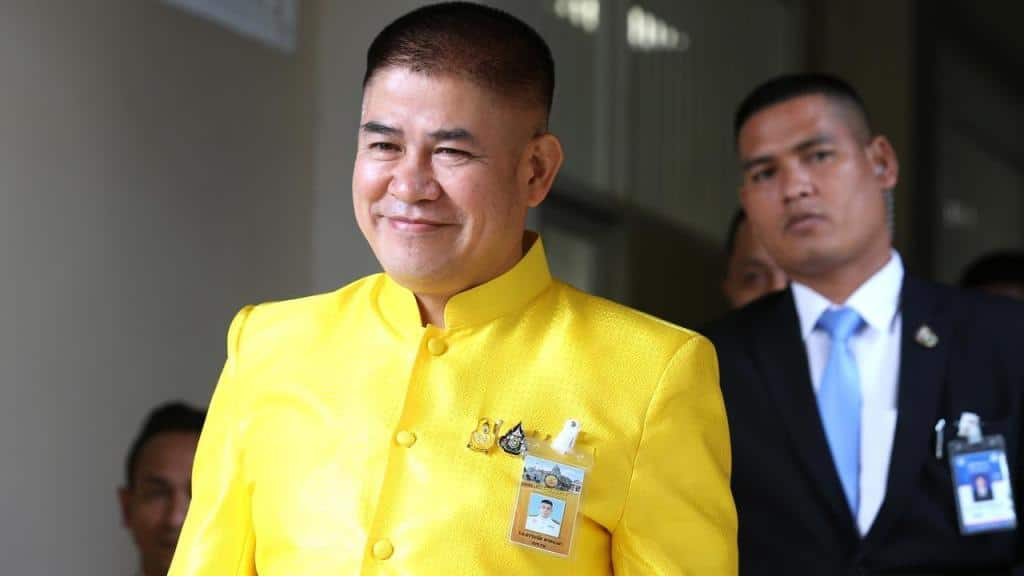 Court Says Deputy Minister Can Keep his Job Despite Checkered Past