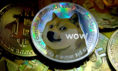 Ethereum or Dogecoin cryptocurrency