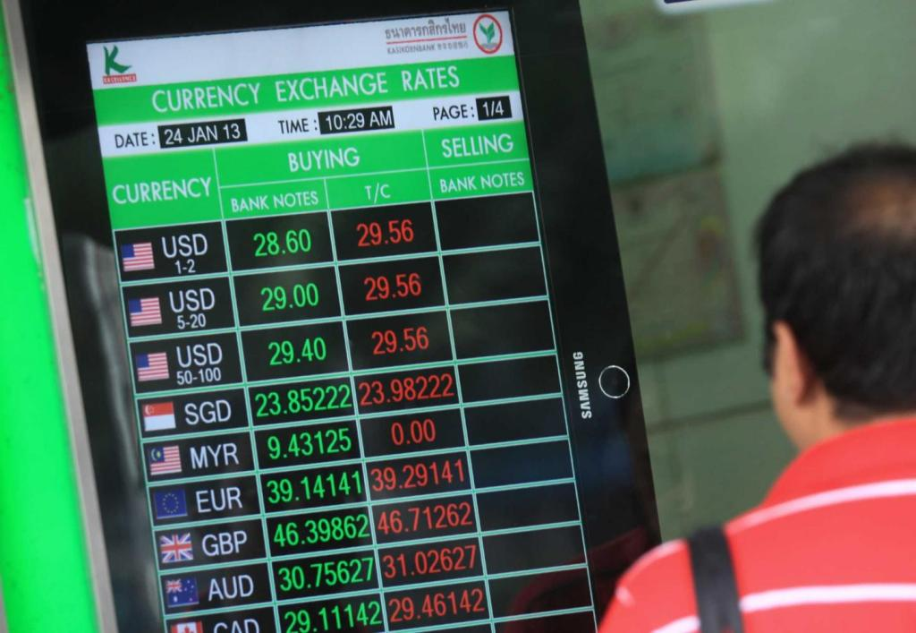 Kasikorn Bank Forecasts Thai Baht to Weaken Further in June