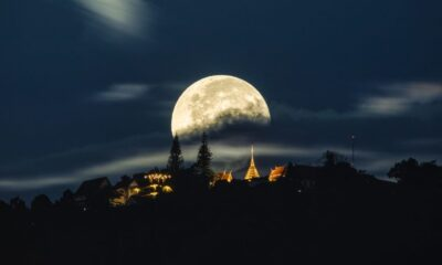 Lunar Eclipse to Combine with Supermoon for a Rare Cosmic Show