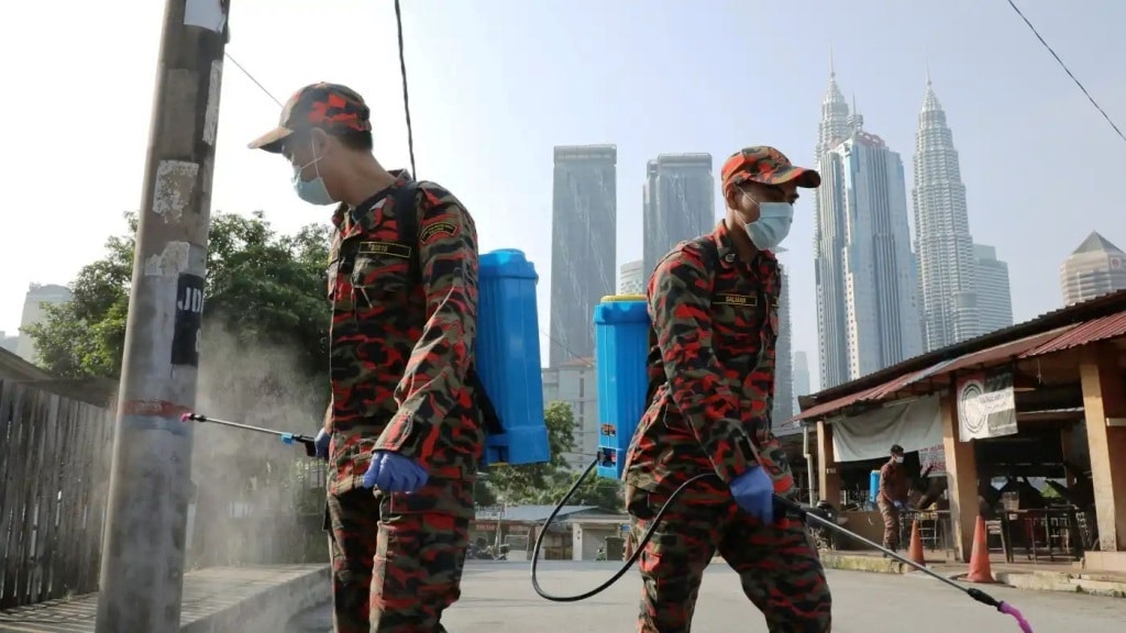 Malaysia's Prime Minister Imposes a New Nationwide Lockdown
