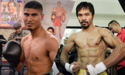"Mikey Garcia Ready to ""Move on"" Over Fight with Manny Pacquiao"