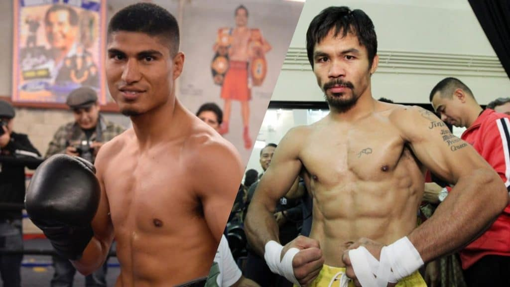 """Mikey Garcia Ready to """"Move on"""" Over Fight with Manny Pacquiao"""