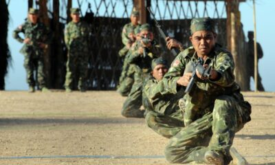 Myanmar's National Unity Government Prepares Troops for Civil War
