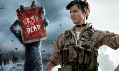 """New Zombie Film """"Army of the Dead"""" Now on Netflix in Thailand"""