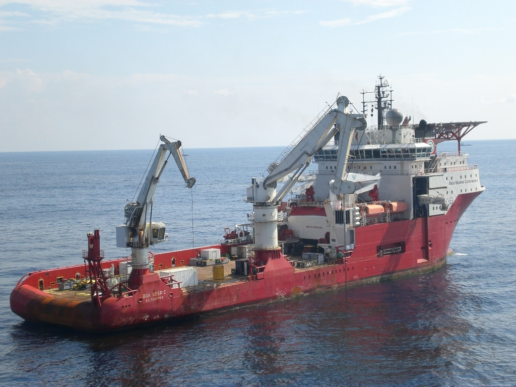 Norwegian Vessel with Covid Infected Crew Anchors in Southern Thailand