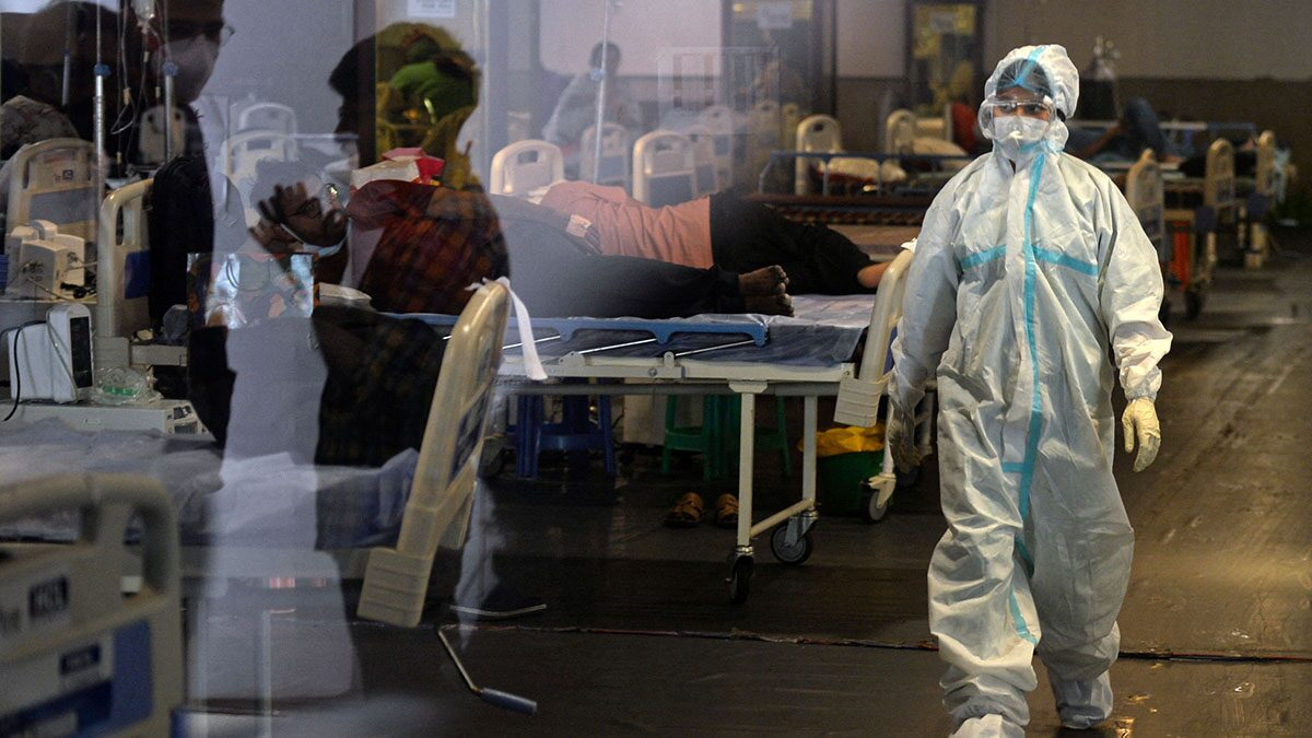 36 Workers in Bangkok Found Infected with Indian Variant of Covid-19