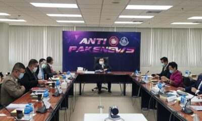 Thai Government Orders Crackdown on Fake Covid-19 News