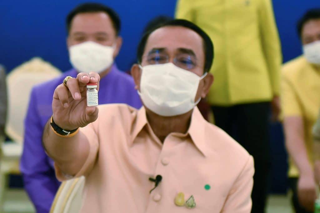 procurement, Sinovac, Thai Government Seeks More Covid-19 Vaccines as Surge Worsens