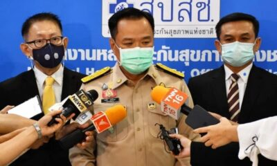 Thai Health Minister Says Public Cannot Choose their Covid-19 Vaccine