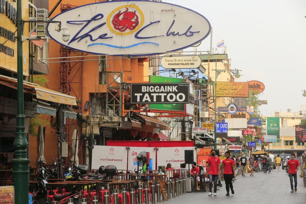 Thailand,Bangkok, Covid-19