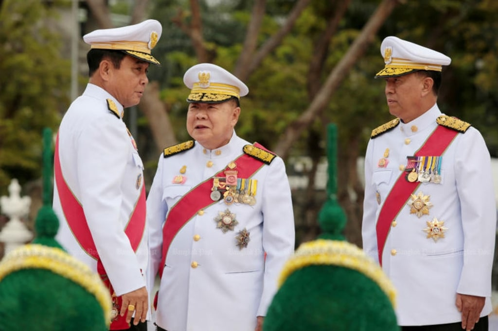 Thailand's Ruling Generals Show Little Sign of Helping Myanmar's People
