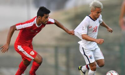 Thailand's War Elephants Lose 1-0 to Oman in Friendly Match