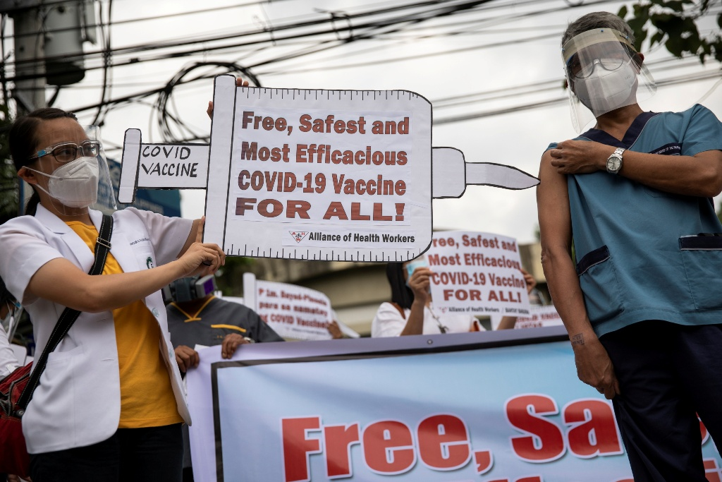 Thai Government Says 12 Post Vaccine Deaths Were Just Coincidental