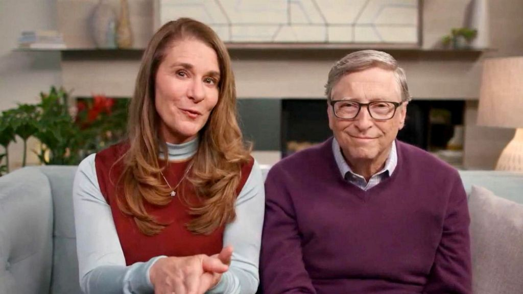 Worlds Richest Couple Bill and Melinda Gates File for Divorce