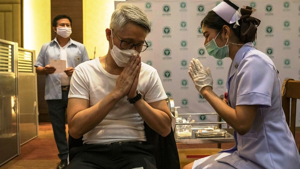 Foreigners in Thailand to Get Equal Access to Covid-19 Vaccinations