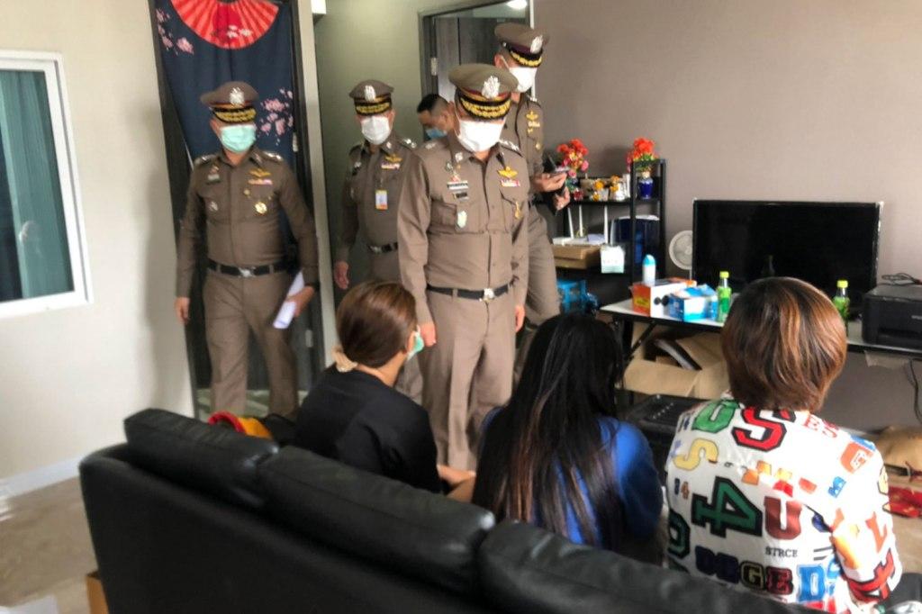 Bangkok Police Take Down US$3Million Online Gambling Operation