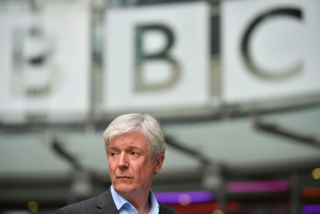 Lord Tony Hall Steps Down from National Gallery Over BBC Scandal