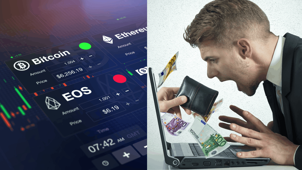 crypto money trader