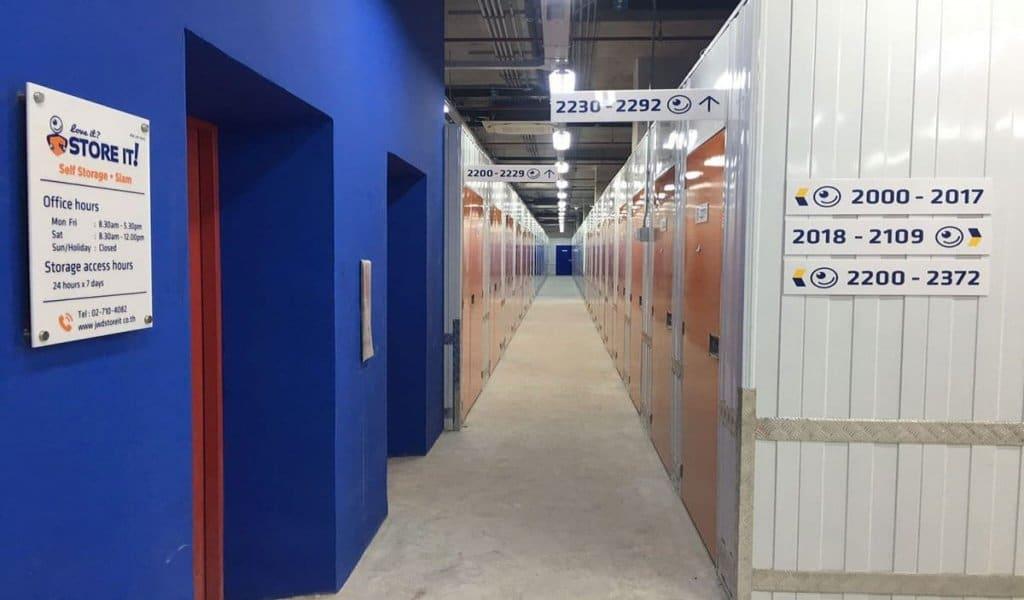Renting Storage near Rama 9