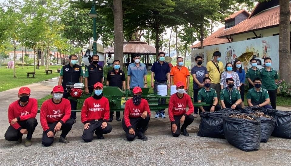 U.S. Consulate General in Chiang Mai Helps Support Better Air Quality
