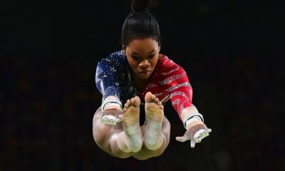 2 Time Olympic Gold Medalist Gabby Douglas Shares Her Advice For This Year's Gymnastics Team