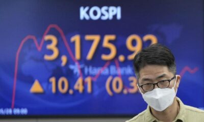 Asian Stocks Rise as Economy Shows More Signs of Improvement