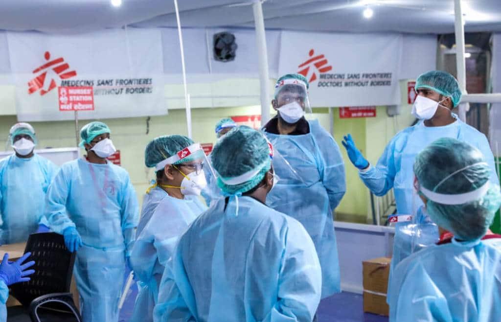Authorities Suspend Doctors Without Borders Activities in Myanmar