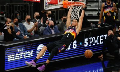 Paul has Another Big Night as Suns Rout Nuggets 123-98