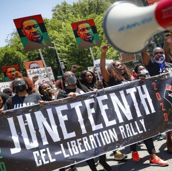 Congress Passes Bill To Make Juneteenth a Federal Holiday