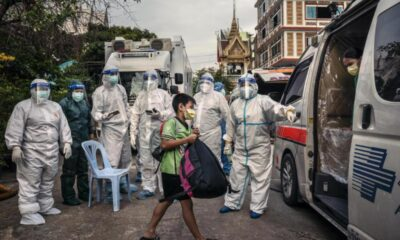 Covid Outbreak Blamed on Partying Government Bigwigs and Thai Elite