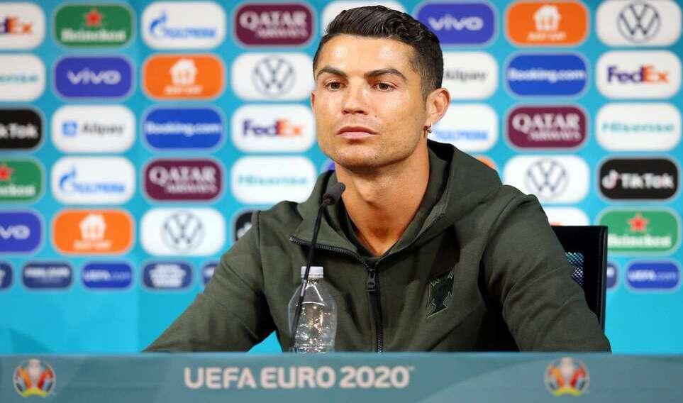 Cristiano Ronaldo Wipes $4 Billion Off Coca-Cola's Market Value
