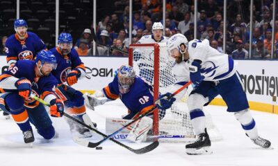 'Disciplined' Islanders planning for hardest tests yet as elimination round shifts back to Tampa for Game 5