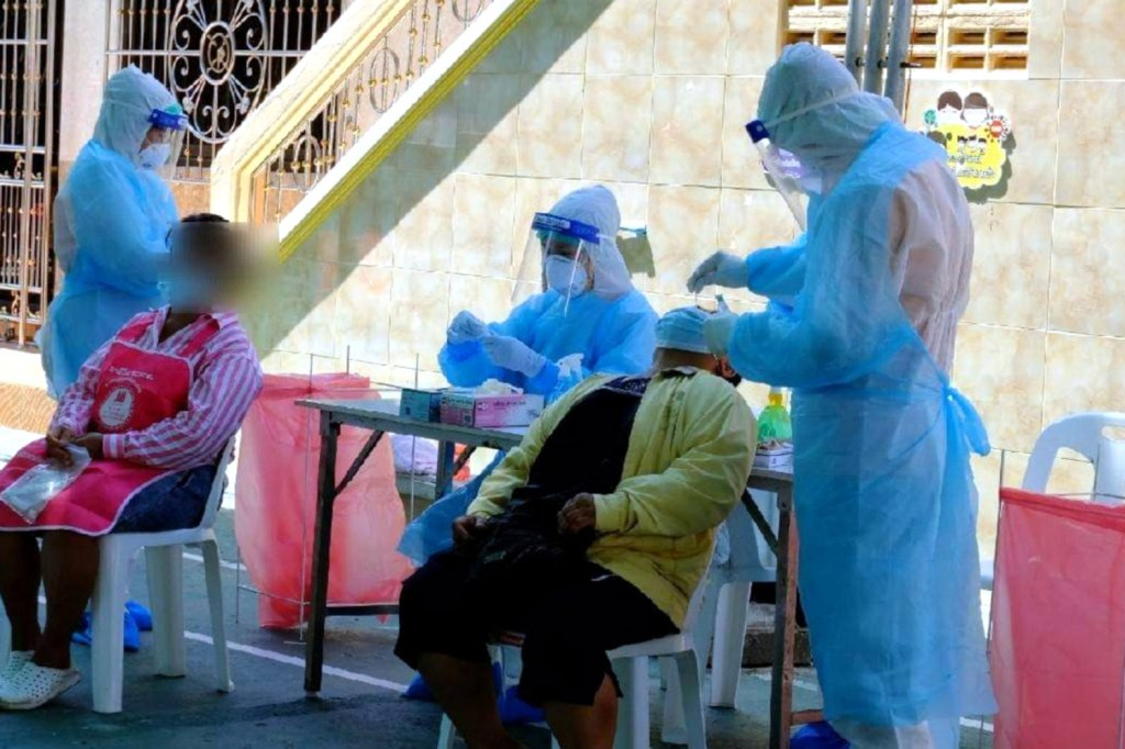 Electronics Factory in Central Thailand a Hotbed for Covid-19 Infections
