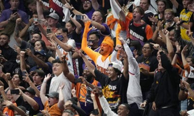 Energy of Phoenix Suns fans is the best story of the NBA postseason