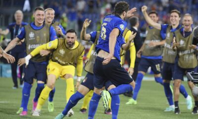 Italy Impress with a 3-0 Win Over Switzerland at Euro 2020