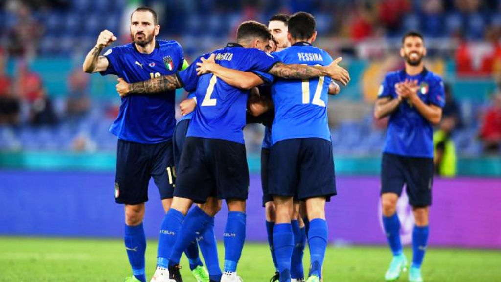 Italy Impress with a 3-0 Win Over Switzerland at Euro 2020, goal
