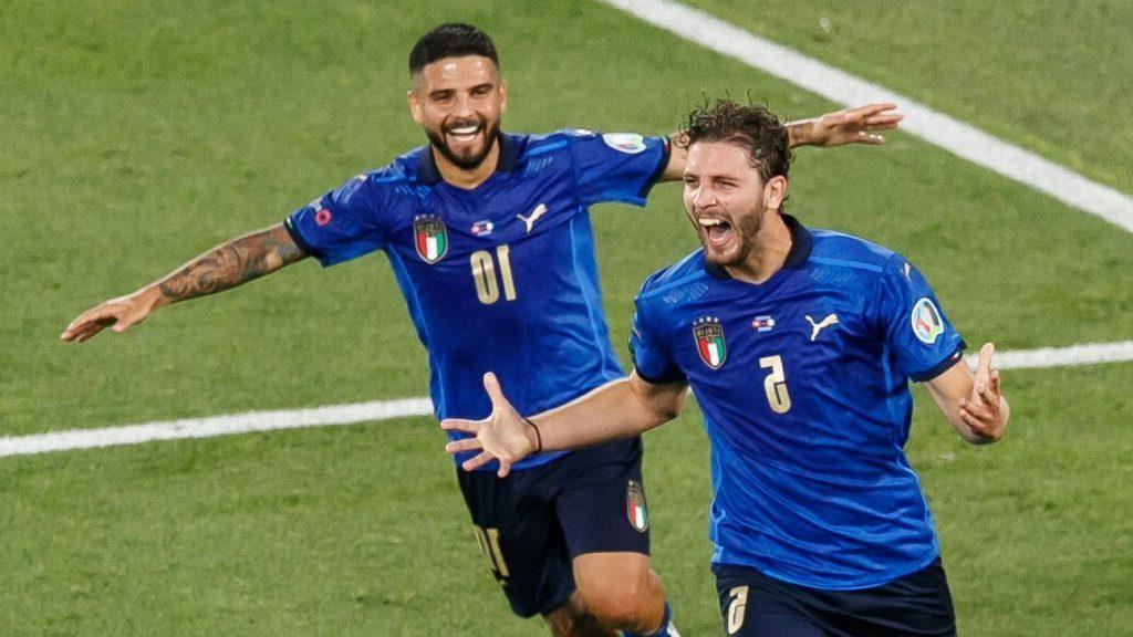Italy vs. Switzerland Football Match Report
