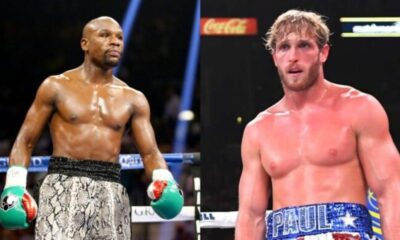 Mayweather to Go Eight Rounds with Logan Paul at Miami Gardens