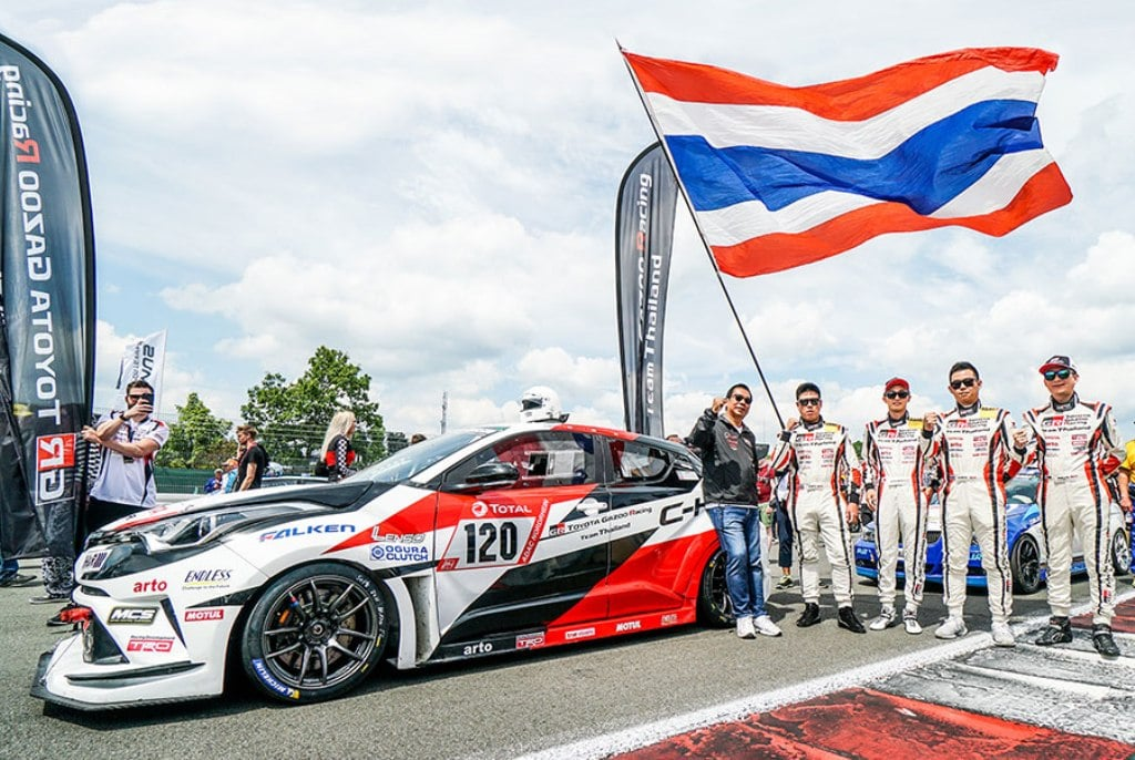 Motul Powers Toyota's Gazoo Racing Team at ADAC 24 Hours of Nurburgring